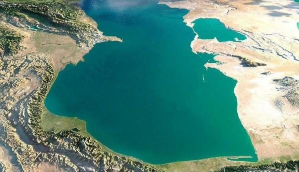 تداوم روند کاهشی سطح تراز آب دریای خزر