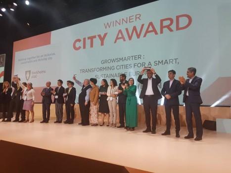 برنامه «تهران هوشمند» در میان ۶ برگزیده نهایی جایزه جهانی شهر هوشمند ۲۰۱۹
