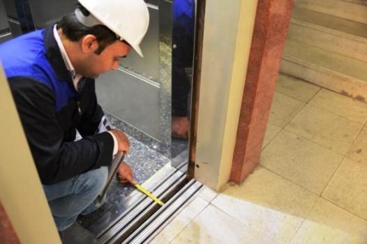 سامانه صلاحیت فردی سرویس کاران آسانسور راه اندازی شد