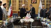 بنیاد سعدی و دانشگاه اهل بیت (ع) تفاهمنامه امضا کردند