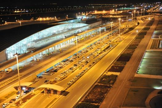 معاینه مسافران پروازهای چین به ایران