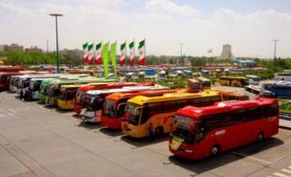 عملکرد اتوبوس های بین شهری، زیر ذره بین کنترل مسافران و مسئولان