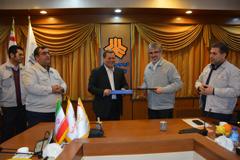 امضای تفاهمنامه همکاری مشترک بانک صنعتومعدن و گروه سایپا