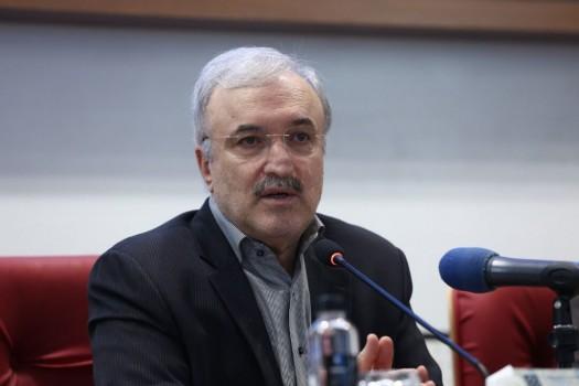 نامه وزیر بهداشت مبنی بر توقف تمام پروازها و ترددهای مرزی ایران و ترکیه