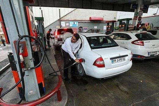 کاهش ۱۵ درصدی مصرف بنزین در محدودیتهای کرونایی