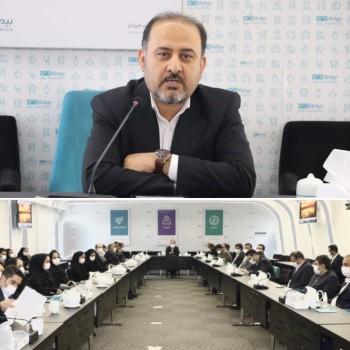 """مهر تایید بیمه مرکزی برای تمدید مدیرعاملی """"کشاورز"""" در بیمه دی"""
