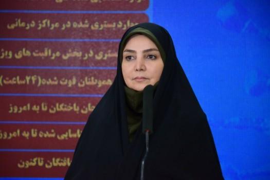 کرونا جان ۳۳۵ نفر دیگر را در ایران گرفت