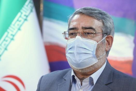 وزیر کشور، فرمانده قرارگاه عملیاتی ستاد ملی مبارزه با کرونا شد