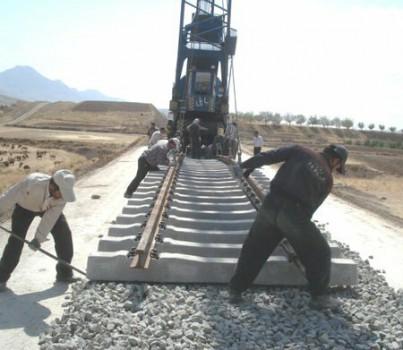 خط ریلی چابهار به زاهدان راهبردیترین پروژه ریلی کشور است