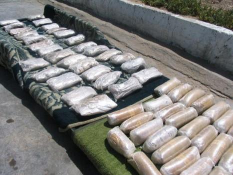 کشف بیش از یک تُن مواد مخدر در مرزهای جنوب شرق