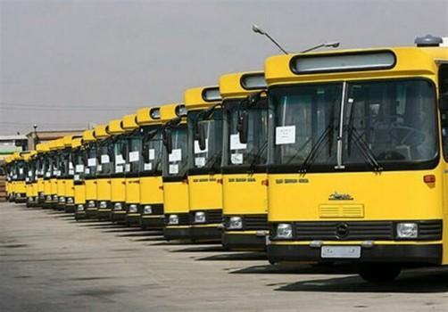رنگ آمیزیسرپناههایایستگاه اتوبوس سطح منطقه ۷