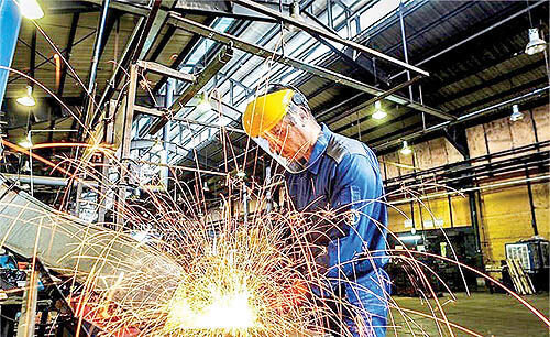 افزایش تولید ۱۰۰ درصدی بیش از یکصد شرکت تولیدی