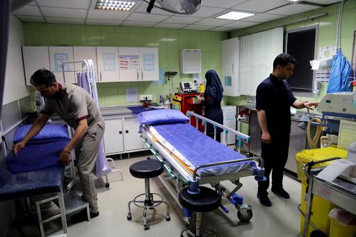 جابهجایی بیماران بین شهرهای خوزستان به دلیل تکمیل بیمارستانها