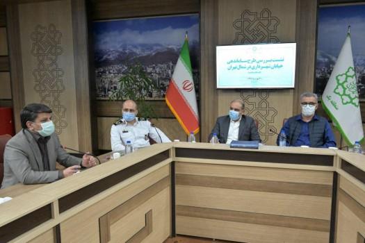 بررسی پروژههای کلان ترافیکی شمال تهران