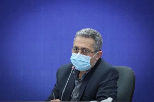 ۴ برابر بیماران موجود در تهران امکان بستری وجود دارد