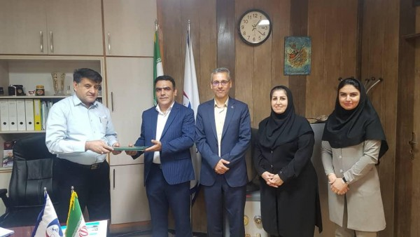 قرارداد شعبه اهواز با مرکز درمانی کلینیک آب و برق خوزستان