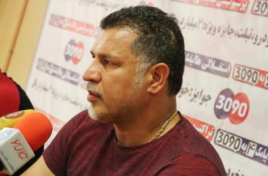 جزئیات سرقت از علی دایی در زعفرانیه