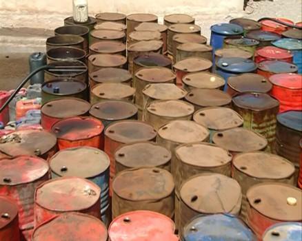 کشف بیش از دو میلیون و ۷۲۰ هزار لیتر سوخت قاچاق