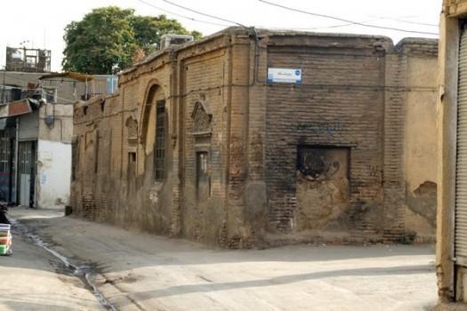بازدید میدانی از اماکن تاریخی و بافت فرسوده سطح منطقه ۷