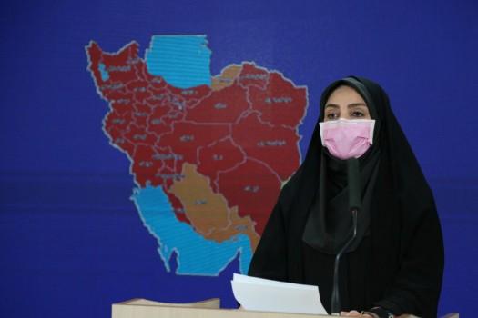 کرونا جان ۳۱۲ نفر دیگر را در ایران گرفت