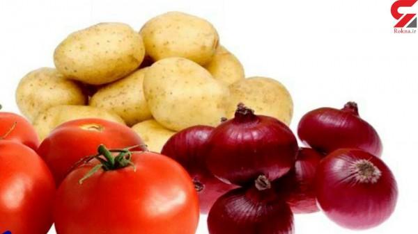 کاهش قیمت گوجهفرنگی و پیاز با ورود محصولات جنوب کشور