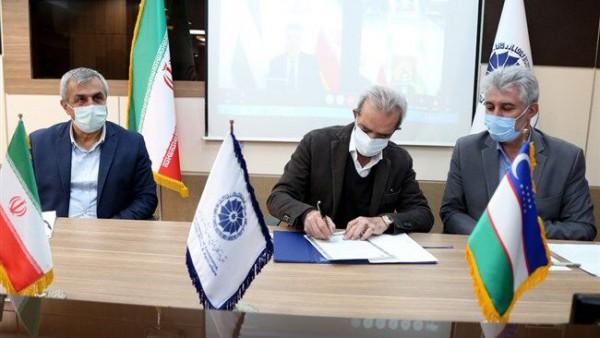 گسترش مناسبات اقتصادی ایران و ازبکستان در دستور کار قرار گرفت