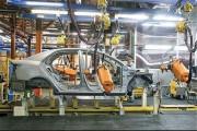 کاهش تولید خودروهای مونتاژی ایرانخودرو به زیر ۱۰ هزار دستگاه