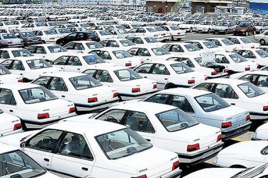 درآمد بیش از ۲۴۰۰ میلیاردی دولت از نقلوانتقالات خودرو