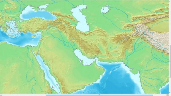 فلات مرکزی ایران در مسیر توسعه پایدار قرار گرفت