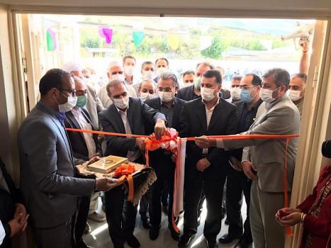 افتتاح نخستین مدرسه شهدای بانک مسکن در استان گلستان