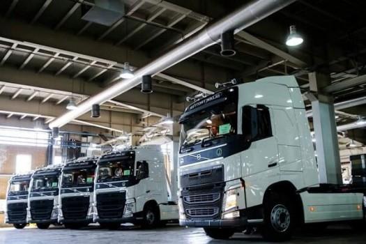 کامیونهای وارداتی دست دوم تا ۲ ماه آینده وارد بازار میشوند