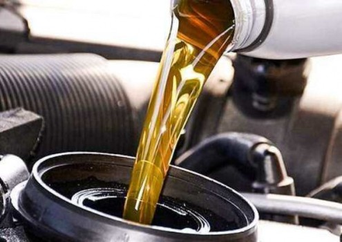 روغن موتور ایرانی تائیدیه بنز را گرفت