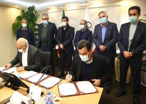 امضای قرارداد ساخت کارخانه کنسانتره سنگ آهن اُپال پارسیان