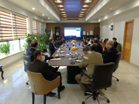 """برگزاری وبینار """"تحلیلی بر بودجه سال ۱۴۰۰ """" توسط بیمه اتکایی ایرانیان"""