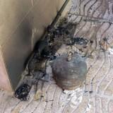 انفجار کپسول گاز در نارمک تهران