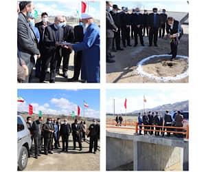 تقدیر از دو خیر پل ساز در شهرستان مرزی راز و جرگلان