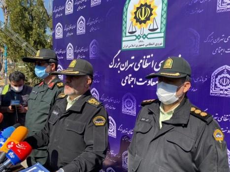 تاکنون بحثی در مورد قرنطینه تهران وجود نداشته است