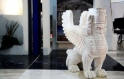 استقبال ایتالیا و اسپانیا از تولیدات سنگی هنرمندان ایرانی