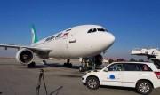 پرواز حامل واکسن کرونای روسی در ایران به زمین نشست