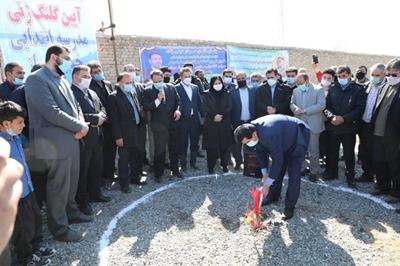 احداث سالن ورزشی و مدارس شهدای بانک رفاه کارگران در آذربایجان غربی