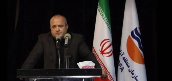 سرپرست سازمان منطقه آزاد قشم منصوب شد