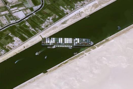 تعرفه کشتیرانی با بسته ماندن کانال سوئز جهش کرد