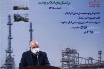 وضعیت ایران در میادین مشترک از همسایگانش بهتر است