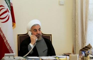 روحانی بر ضرورت تداوم همکاریهای منطقهای تهران – آنکارا تاکید کرد