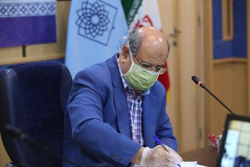 فرمانده ستاد مقابله با کرونای تهران، رییس بیمارستان مدرس را عزل کرد