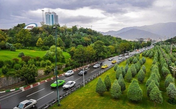 اختصاص ۴۴ میلیون مترمکعب پساب به فضای سبز تهران