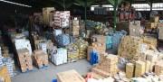 سازمان اموال تملیکی ضربتی تعیین تکلیف کالاهای رسوبی را انجام میدهد