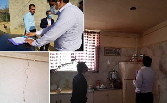 آغاز پرداخت خسارت زلزلههای کردستان و خراسان رضوی توسط بیمه کوثر