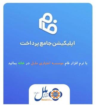 ارائه خدمات ویژه نرم افزار موسسه اعتباری ملل