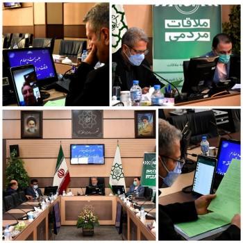 نخستین برنامه ملاقات مردمی شهردار منطقه۱۴ در سال جدید